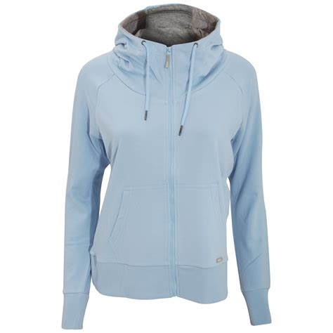 bench zip up bench womens ladies effortless zip up hoodie jacket ebay