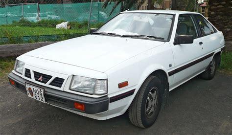 how cars engines work 1986 mitsubishi galant free book repair manuals mitsubishi cordia wikipedia
