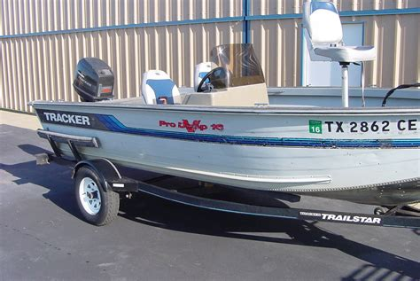 tracker boats used deep v bass tracker deep v 16 1994 for sale for 4 500 boats