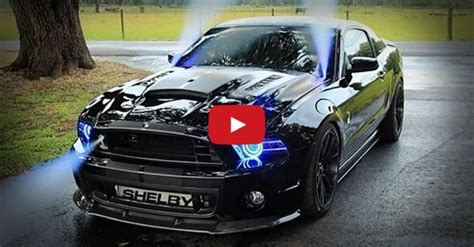 mustang shelby modified modified ford mustang shelby cobra spit nitrous cars