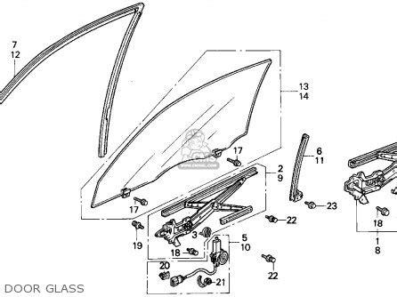 honda civic   dr  kakl parts lists  schematics