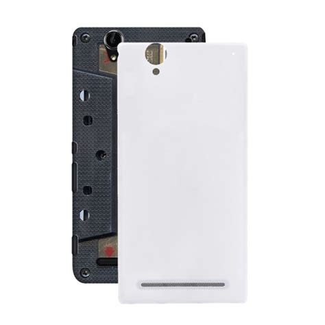 Original Cover Battery For Vkworld T2 for sony xperia t2 ultra back battery cover white alex nld