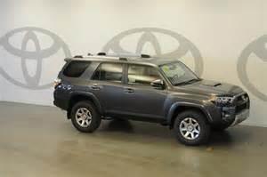 2016 4runner Trail Premium Tires New 2016 Toyota 4runner Trail Premium 4d Sport Utility In