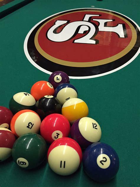 Custom Billiard 2 pool table rental amusement san francisco bay area california