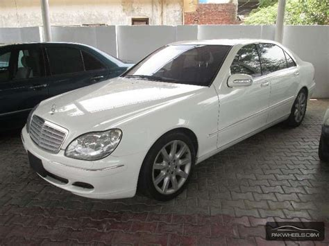 mercedes s class 2003 mercedes s class s500 2003 for sale in lahore pakwheels