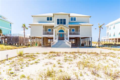 gulf shores vacation rental house crews quarters gulf