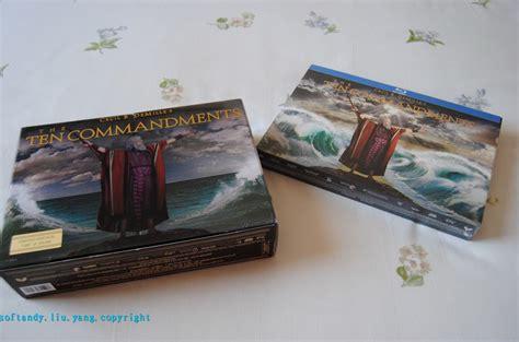 The Ten Commandments Gift Set the ten commandments limited edition gift set usa hi def pop culture