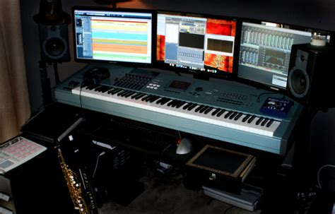 audio desk recording software image gallery home studio workstation