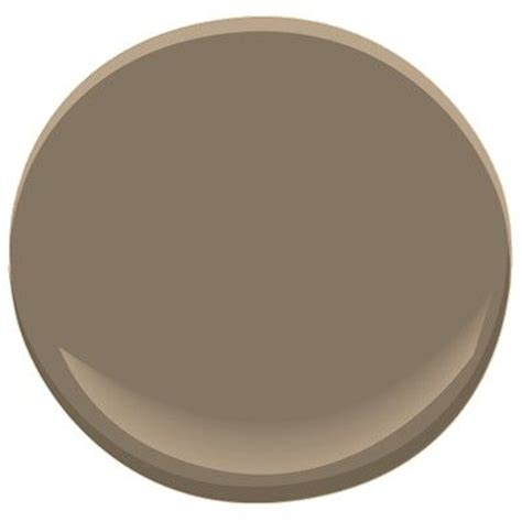 taupe benjamin and rustic on