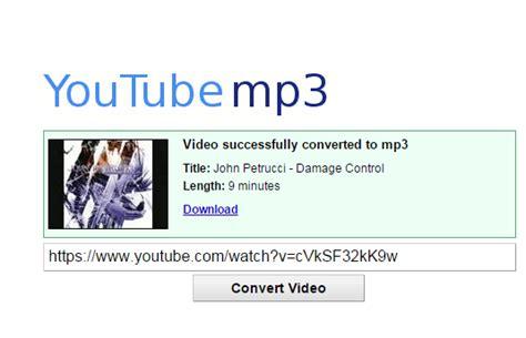 cara membuat youtube menjadi mp3 cara mengconvert video youtube menjadi mp3 dengan youtube