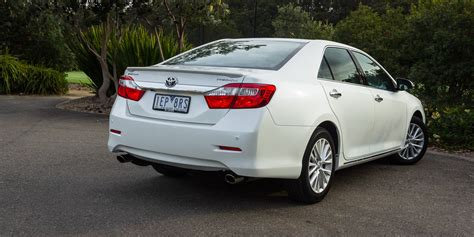 Toyota Reviews 2015 2015 Toyota Aurion Review Caradvice