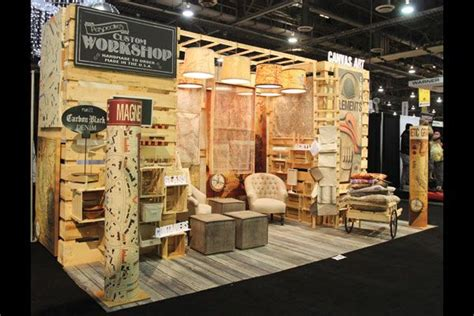 exhibition booth design tips custom workshop trade show booth design tradeshow