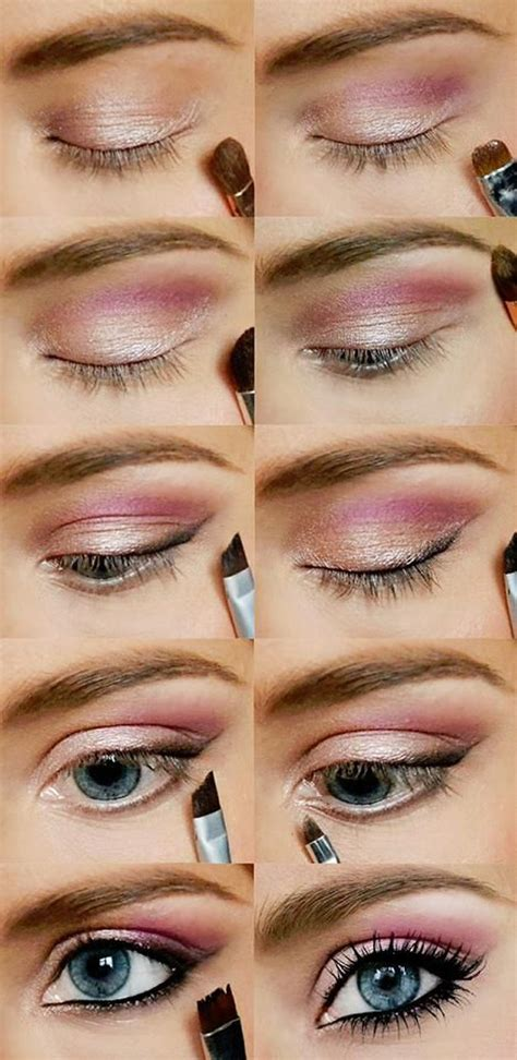 tutorial for eyeshadow 12 eyeshadow makeup tutorials for blue eyed ladies