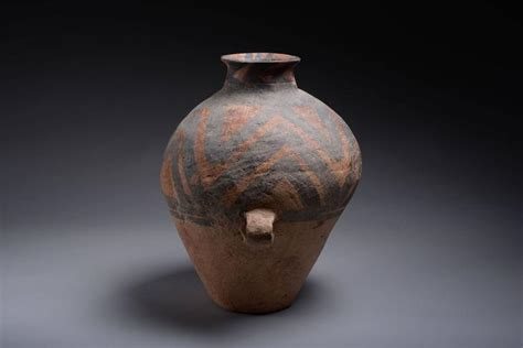 Yangshao Culture Vases by Ancient Neolithic Yangshao Culture Pottery Hora 3000 Bc At 1stdibs