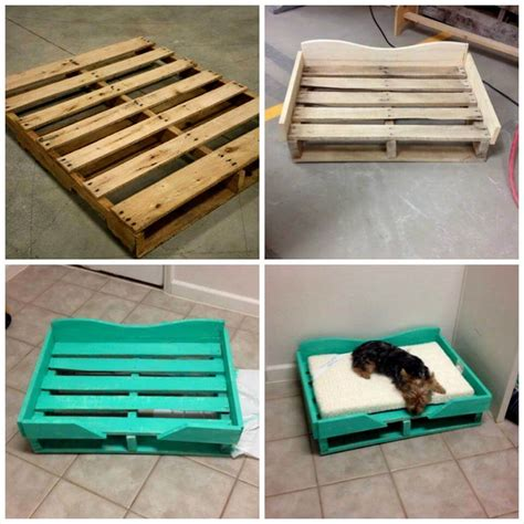 making a dog bed 40 diy pallet dog bed ideas don t know which i love
