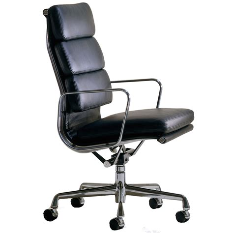 Executive Chair Sit4life Eames 174 Soft Pad Executive Chair Ea437