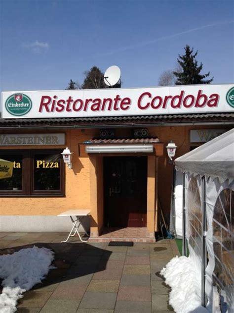 Britzer Garten Italienisches Restaurant by Cordoba Buckow 1 Bewertung Berlin Britz