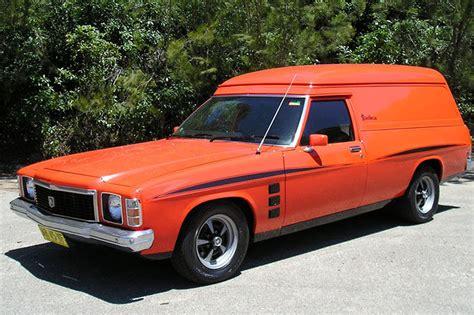 holden h holden hj sandman panelvan auctions lot 8 shannons
