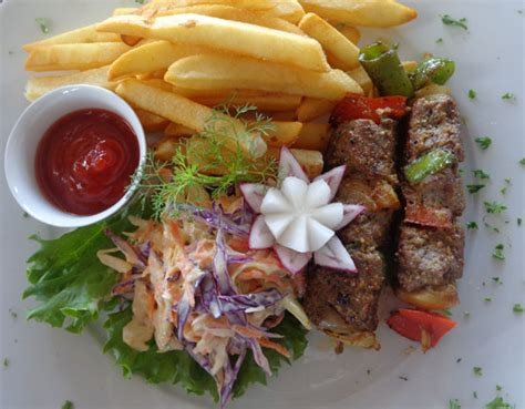anguille cuisine s plank an anguilla restaurant with a theme