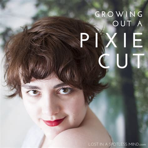 how to grow out a pixie gracefully pin growing out a pixie cut pictures on pinterest