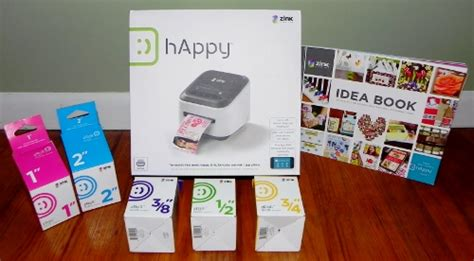 zink design app get creative with the zink happy smart app printer