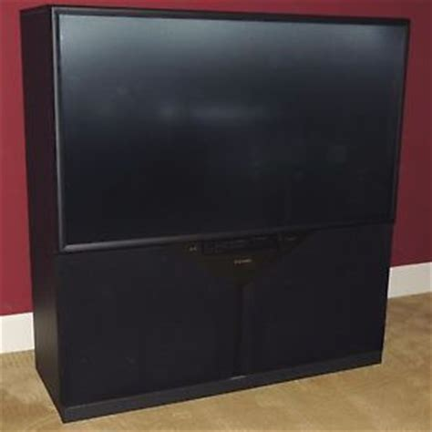 Mitsubishi Gold Plus Ws 65411 65 Quot 1080i Hd Rear Projection