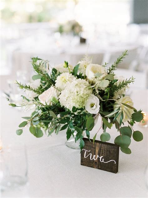greenery for wedding centerpieces best 25 greenery centerpiece ideas on green