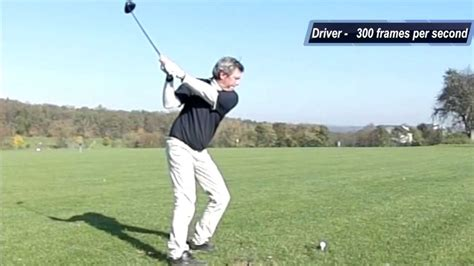 how to swing your driver minimalist single plane golf swing 3 wd driver part 3
