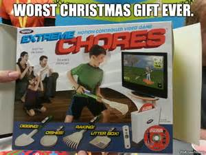worst christmas gift ever weknowmemes