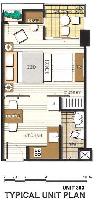 studio floor ls city loft philippines estate filipinohomes