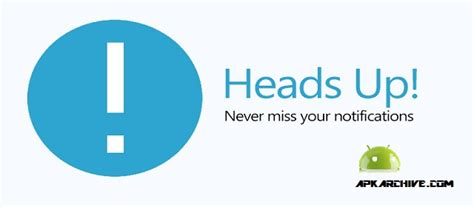 heads up apk apk mania 187 heads up notifications v1 1 apk