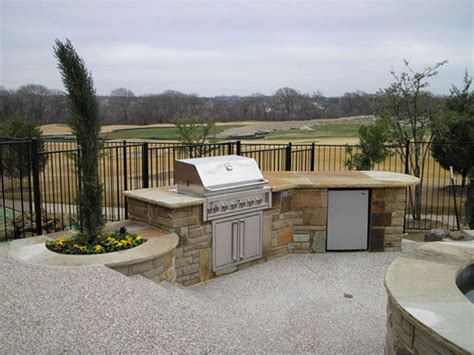 small outdoor kitchen designs triyae small backyard kitchen designs various