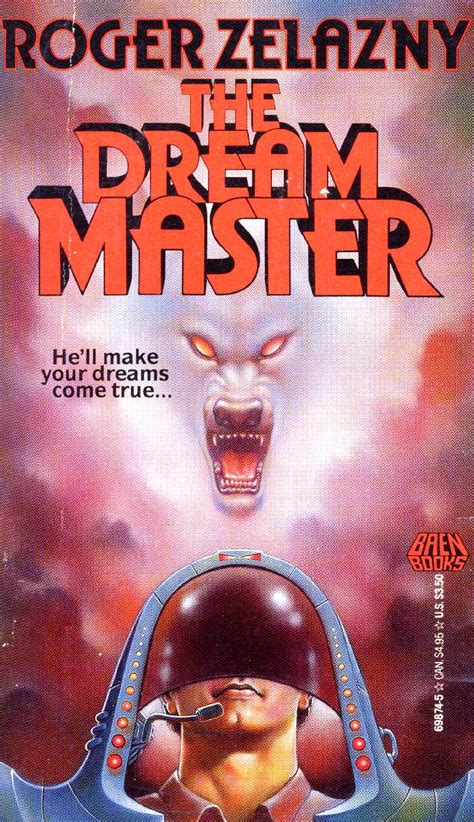 tech how to master the of dreaming books sf reviews the master by roger zelazny cover by