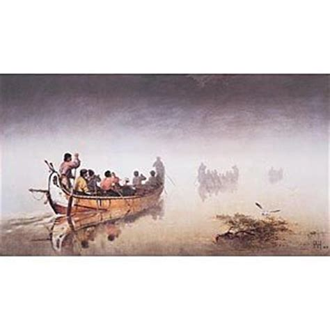 canoes in a fog lake superior 17 best images about frances anne hopkins on pinterest