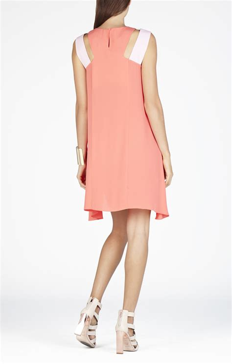 Crossover Dress bcbgmaxazria chantal crossover neckline dress bcbg