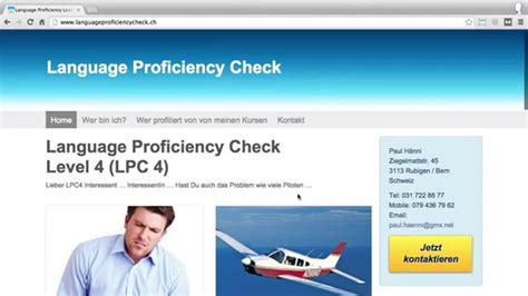 Fleshing Out Language Proficiencies In by Language Proficiency Check Level 4 Lpc 4