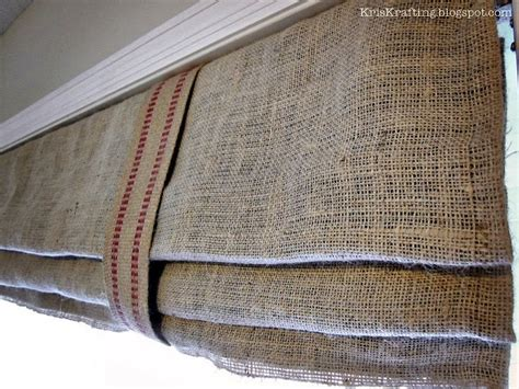 burlap curtains diy 1000 ideas about burlap roman shades on pinterest roman
