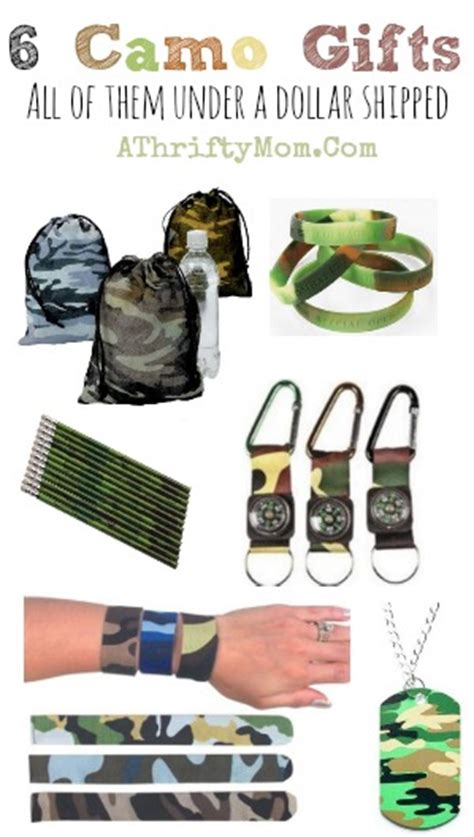 っ6 camo themed 169 gifts gifts all less than 75 each with