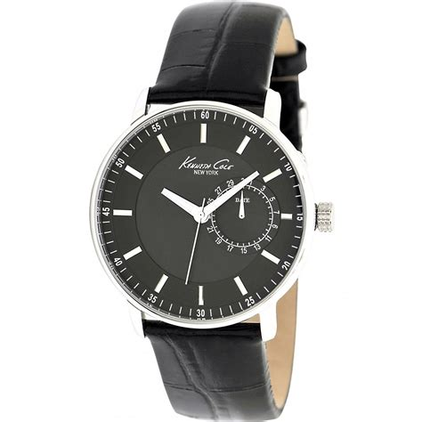 kenneth cole mens duo steel fashion kc1846 kenneth
