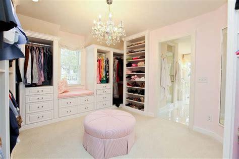 Pink Closet Minneapolis master closet