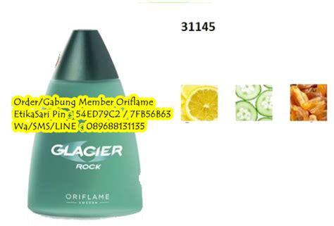 Parfum Glacier Rock Oriflame ceria banjir order katalog oriflame september 2015