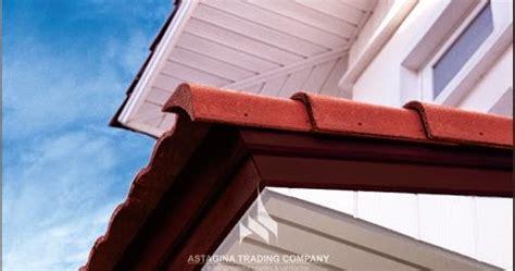 Atap Upvc Eco conwood listplank plafon