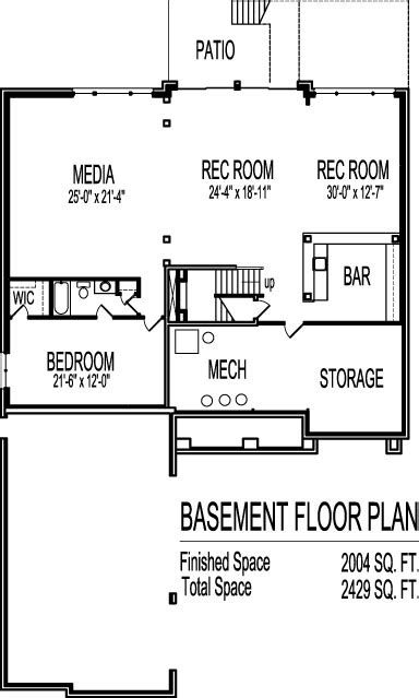 floor plans for bungalows with basement basement house plans finished basement home plans house