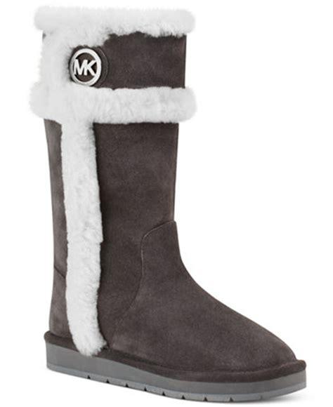 Michael Michael Kors Winter Boots Shoes Macy S