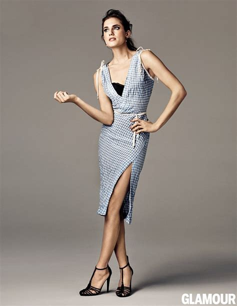 Anorexic Williams by Allison Williams Insists She S Not Anorexic In New Issue