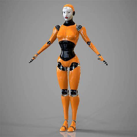 free download cgtrader models 3d robotic cgtrader