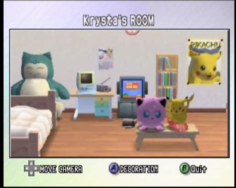 N64 Room by Pok 233 Mon Stadium 2 Screenshots For Nintendo 64 Mobygames