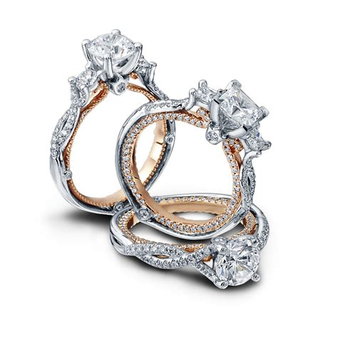 Wedding Rings Verragio by Verragio Launches 3d Engagement Ring Building Tool On