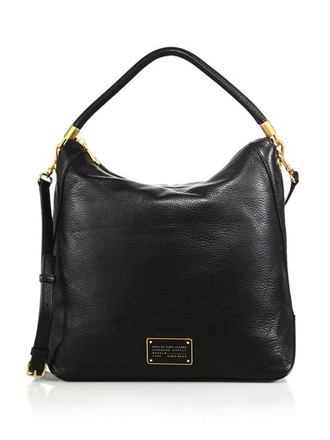 Marc Leather Purse by Lyst Marc By Marc To Handle Leather Hobo