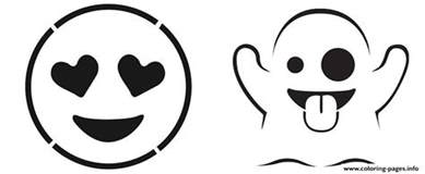 emoji coloring pages printable emoji pumpkin carving stencils 278277 coloring pages printable